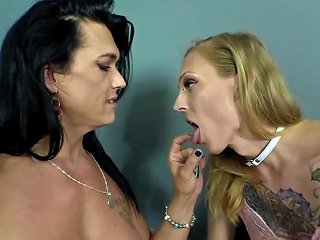 Threesome With Young Trans Girl